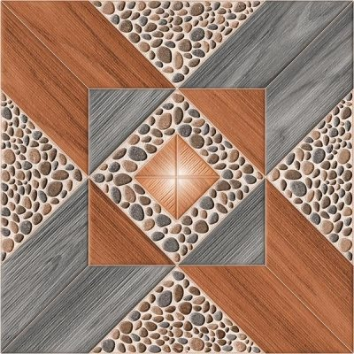 Parking Tiles | 400x400 mm | Matt Finish |
